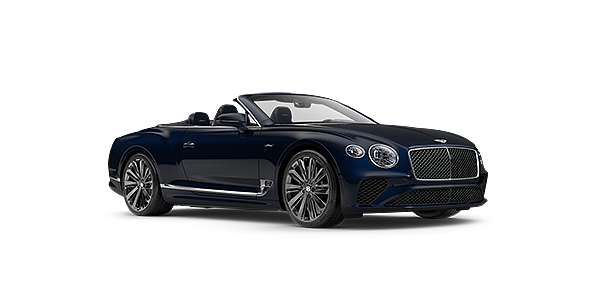 New Continental GT Speed Convertible